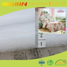 Polyester Nonwovens Wadding Oeko Tex 100 For Quilting Home textile Sleeping Bag