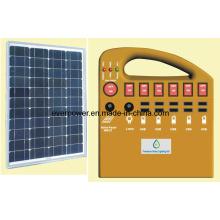 Système d'alimentation solaire / Système d'éclairage solaire / Système d'alimentation électrique solaire