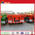 Terminal-Yard Port-Use Easy Delivery 40ton 20-40 Foot Container Semi Trailer