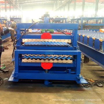 China fabricante rússia tipo cantão justo novo design camada dupla placa de nome que faz a máquina