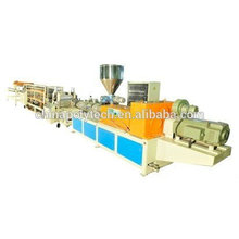 Recycle PP Glazed Tile Extrusion line