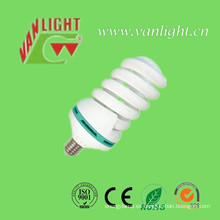 Poder más elevado T5 completo espiral 45W CFL, lámpara ahorro de energía