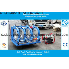 280mm/500mm HDPE Plastic Pipe Butt Welder/Jointing Machine