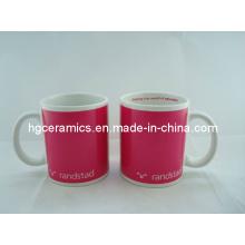 Promotional Mug Magenta C Color Mug. Ceramic Mug