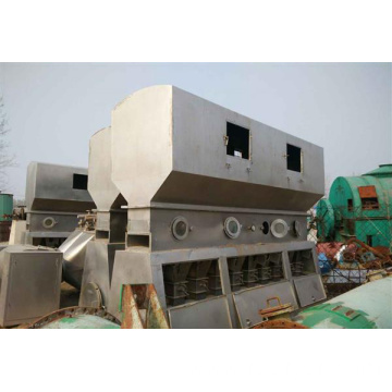 Horizontal Fluidizing Drying Machine for Food