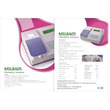 Beat selling!!! body composition analyzer/semi-automatic biochemistry analyzer MSLBA05