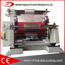 Machine à stratifier à découpage chauffant à rouleaux à rouleaux