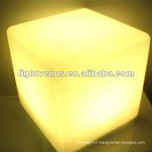 40cm Accueil / Parti lumineux LED Cube