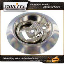 la superficie de montaje empotrado alternar atar los anillos para camiones y remolques