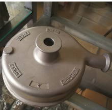 Factory supplied for Cast Steel Pump Parts Investment Casting Stainless Steel Pump Housing supply to Uganda Manufacturer