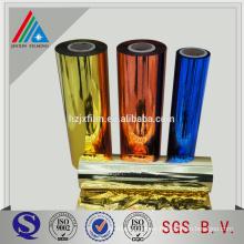 colored aluminum adhesion thin film