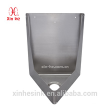 Wallmount Stainless Steel Male Toilet Urinal Container