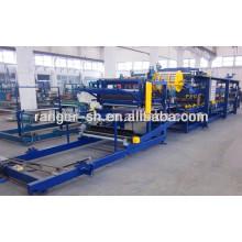 /production line de máquina del panel de emparedado del EPS