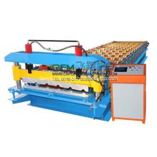Steel Tile Metal Profile Tile Making Machine