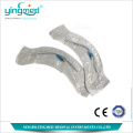 Disposbale PVC Oral & Nasal Endotracheal Tube dengan manset