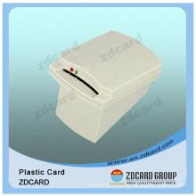 Leitor de cartão magnético / leitor de cartão RFID / leitor de cartão chip