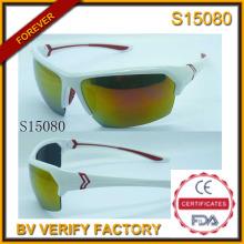 Gafas de sol 2015 más Cool deportes gafas de sol con muestra gratis (S15080)