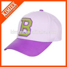 Gorra de béisbol de encargo con el logotipo por el productor chino