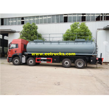 18000 Liters 8x4 HCl Delivery Tankers