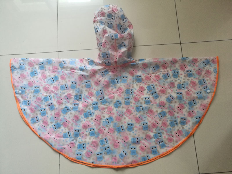 Cheap Rain Poncho for Child