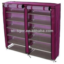 Non woven big shoe cabinet