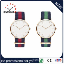 2016 Factory Wholesale Stainless Steel Wrist Quartz Watch (DC-1180)