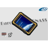 7 inch rugged military tablets with barcode scanner