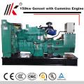 CLASSIQUE GRANDE PUISSANCE CHINE USINE ELECTRIQUE 150KW DIESEL GENERATEUR PRIX