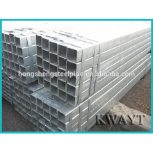 Carbon Galvanized Steel Square Pipe