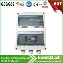 best price of 6 inputs DC combiner box manufacturer