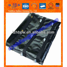 Heavy Duty PVC Tarpaulin With Strong Tear Strength