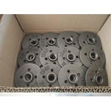 "Large quantity 3/4"" pipe fitting floor flange"