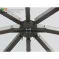 Octagonal Aluminum Hall Tent House diameter 10m for sale