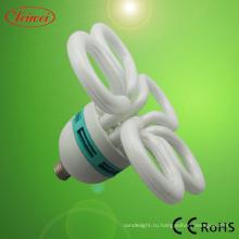 Цветок формы 65W энергосберегающие лампы (LWLF004)