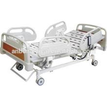 Cama eléctrica de cinco funciones y equipo hospitalario