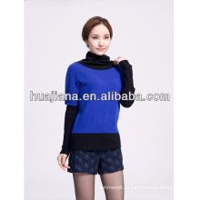 кашемир свободного покроя свитер женщины свитер