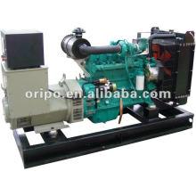 220V, 60hz trifásico refrigerado por agua 120kw / 150kva diesel generado por el motor Cummins 6BTAA5.9-G2
