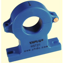 split core hall effect current sensor clamp HST21