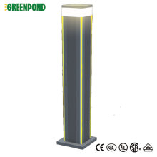 Aluminum Bollard LED Lawn Garden Light