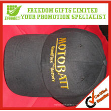Embroidery Logo Cotton Material Custom Baseball Cap