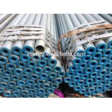 Tuyaux en acier galvanisés d'ASTM A53 tailles 25mm-600mm