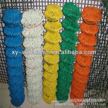 Clôture en caoutchouc enroulée en PVC fabriquée par une usine d'expérience de 25 ans