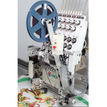 Double head Multi needle embroidery machine/schiffli embroidery machine
