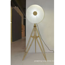 Hot Sell Wooden Floor Light for Home Decoration (1170F)