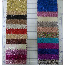 Ck-060 3D Chunky Glitter para papel de parede