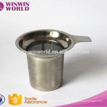 Werbegeschenk Edelstahl Tee Filter / Sieb / Infuser / Korb