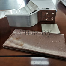 Copper aluminum composite panel for 5G Communication