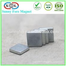 aimant de bloc pour le petit zinc n38