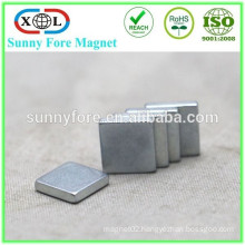 n38 small zinc block magnet