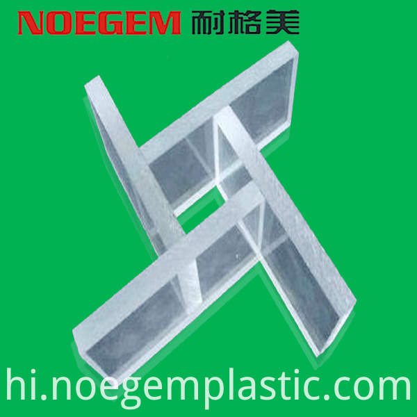 Colored Pmma Plastic Sheet